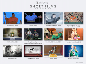 Disney Animation Shorts Collection