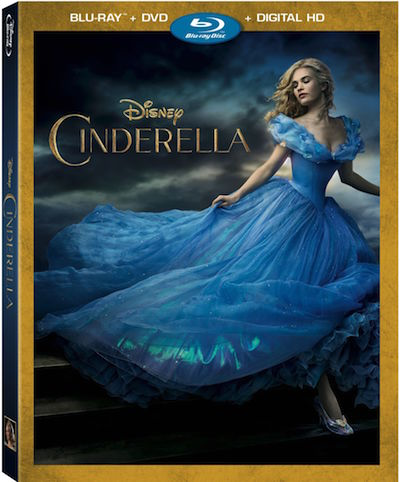 Cinderella 2015 Bluray