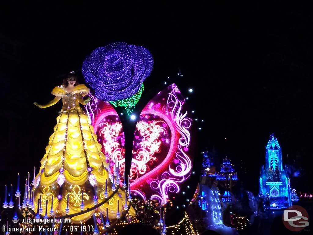 Belle – Paint the Night #Disneyland60