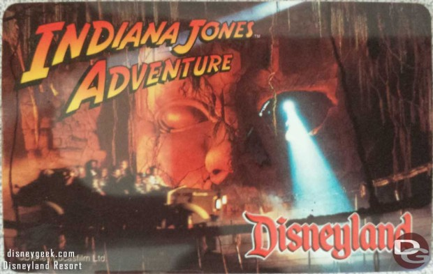 Disneyland Annual Pass 1996-97