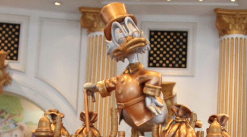 DisneySea McDucks - Scrooge