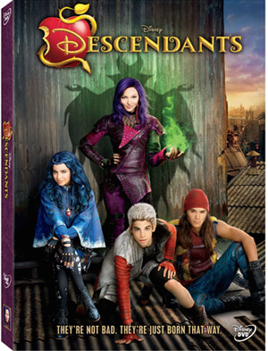 Disney Descendants, Now Available on DVD (Daynah's Review)