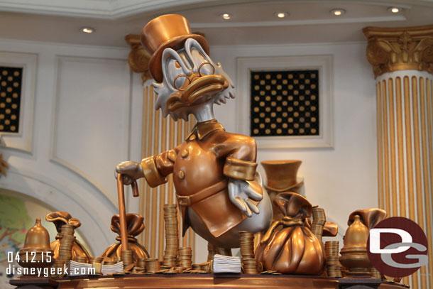 McDucks Department Store in Tokyo DisneySea