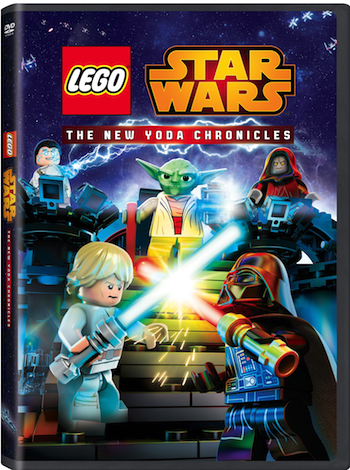 LEGO® STAR WARS: The New Yoda Chronicles DVD to be Released Sept. 15, 2015