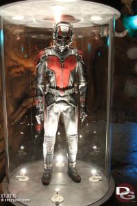 Paul Rudd's Ant-Man Suit