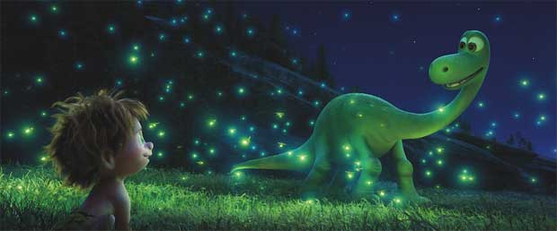 "New Trailer for Disney-Pixar's ""The Good Dinosaur"""