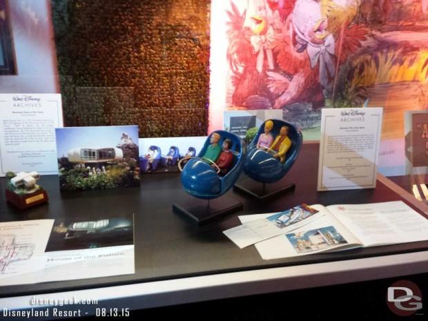 Adventures Through Inner Space Items - Walt Disney Archives Presents - Disneyland: The Exhibit