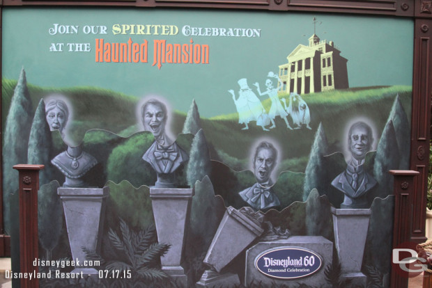 Disneyland Diamond Anniversary Photo Spot