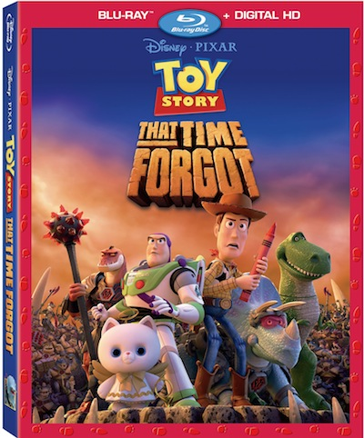 Toy Story That Time Forgot on Blu-ray & Disney Movies Anywhere November 3rd