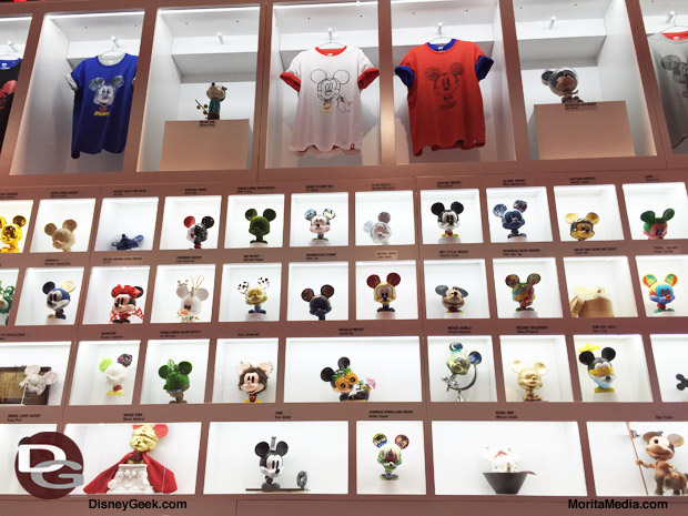 Uniqlo Booth at D23 Expo