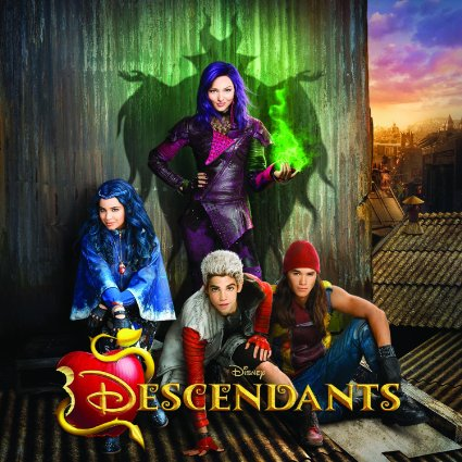 Disney Descendants Soundtrack (Daynah's Thoughts)