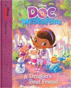 Doc Mcstuffins - A Dragon's Best Friend