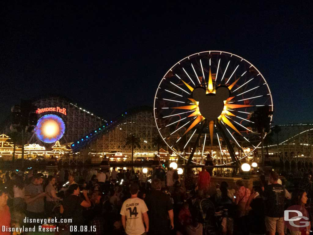 Ready for World of Color Celebrate! #Disneyland60
