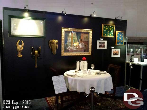 Club 33 - Walt Disney Archives Presents - Disneyland: The Exhibit