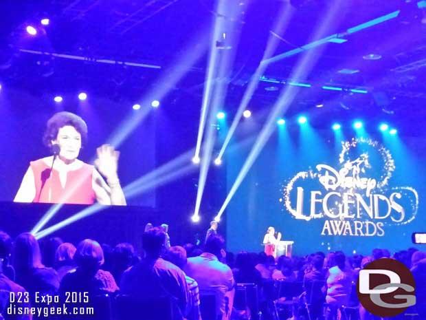 Disney Legends Ceremony - julie Reihm Casaletto