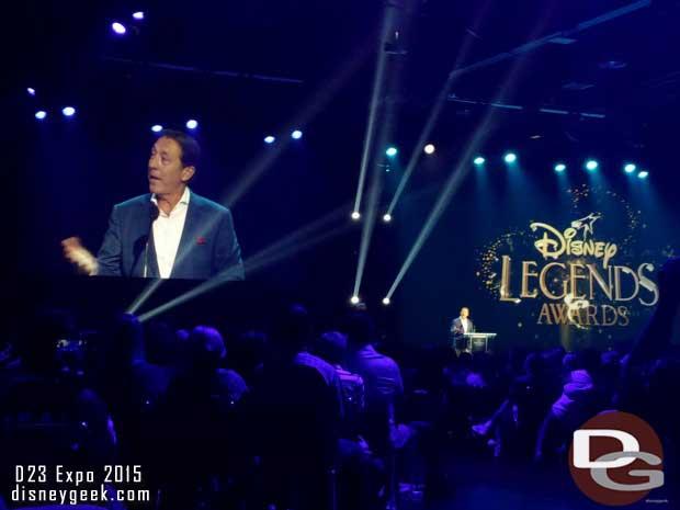 Disney Legends Ceremony - George Bodenheimer