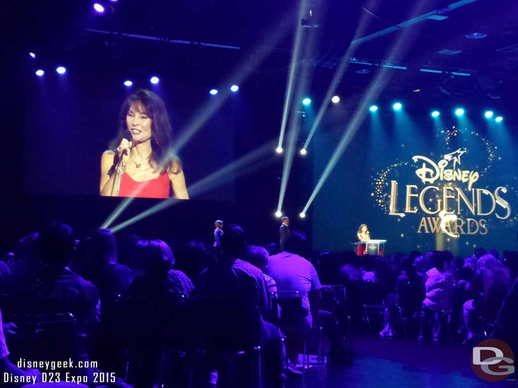 #DisneyLegends Susan Lucci #D23Expo