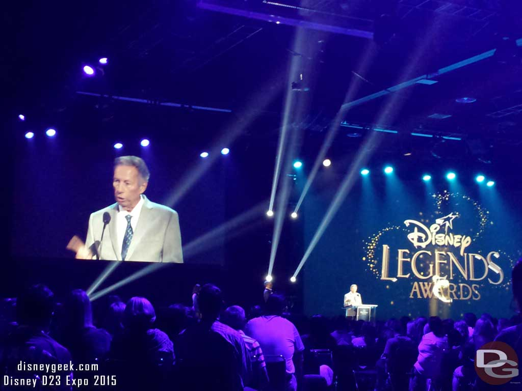 Disney Legends Ceremony - Carson Van Osten