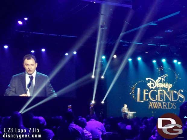 Disney Legends Ceremony - Andreas Deja