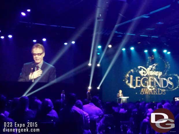 Disney Legends Ceremony - Danny Elfman