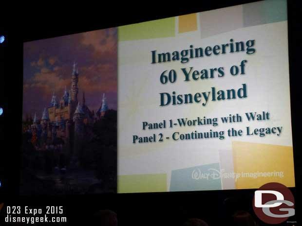 Imagineering 60 Years of Disneyland