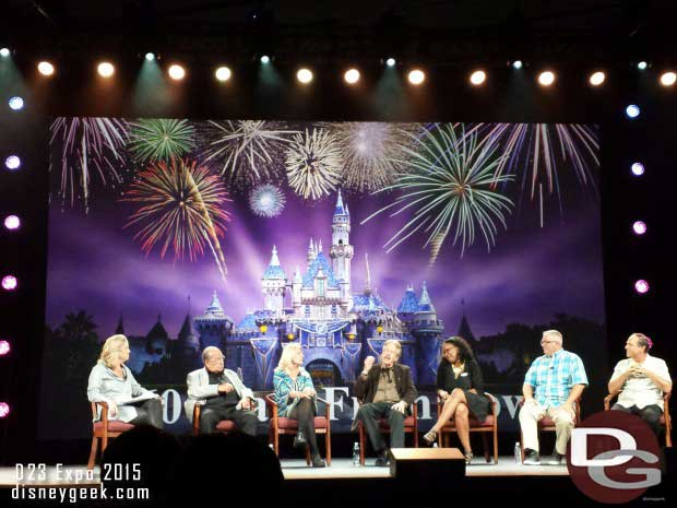 Imagineering 60 Years of Disneyland - Continuing the Legacy