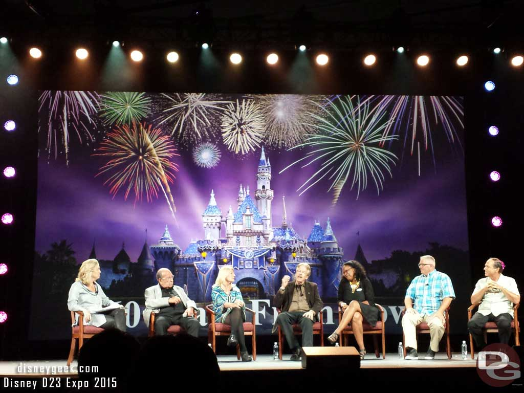 Marty Sklar – #Disneyland is where the heart is because of Walt #D23Expo