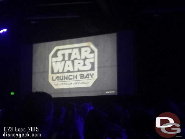 Star Wars Launch Bay coming this year