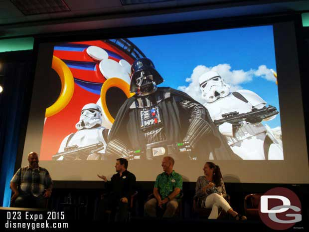 Plus the Star Wars Day at Sea cruises in 2016