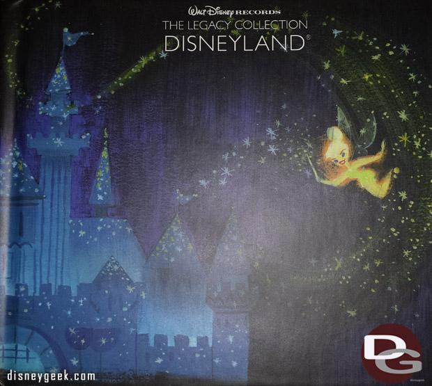 Walt Disney Records The Legacy Collection – Disneyland (Jason's 1st Impressions)