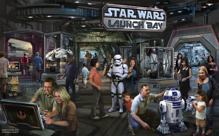 Disneyland Season of the Force & Upcoming Closures Announced