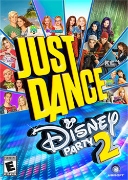 D23 Expo Preview – Just Dance: Disney Party 2 Coming Oct 20th! (Daynah Discovery)