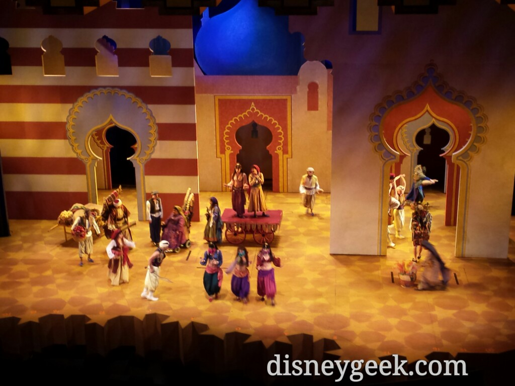 #Aladdin at the Hyperion in Disney California Adventure