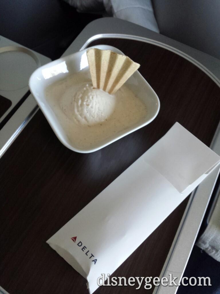 Gelato Dessert #DeltaOne