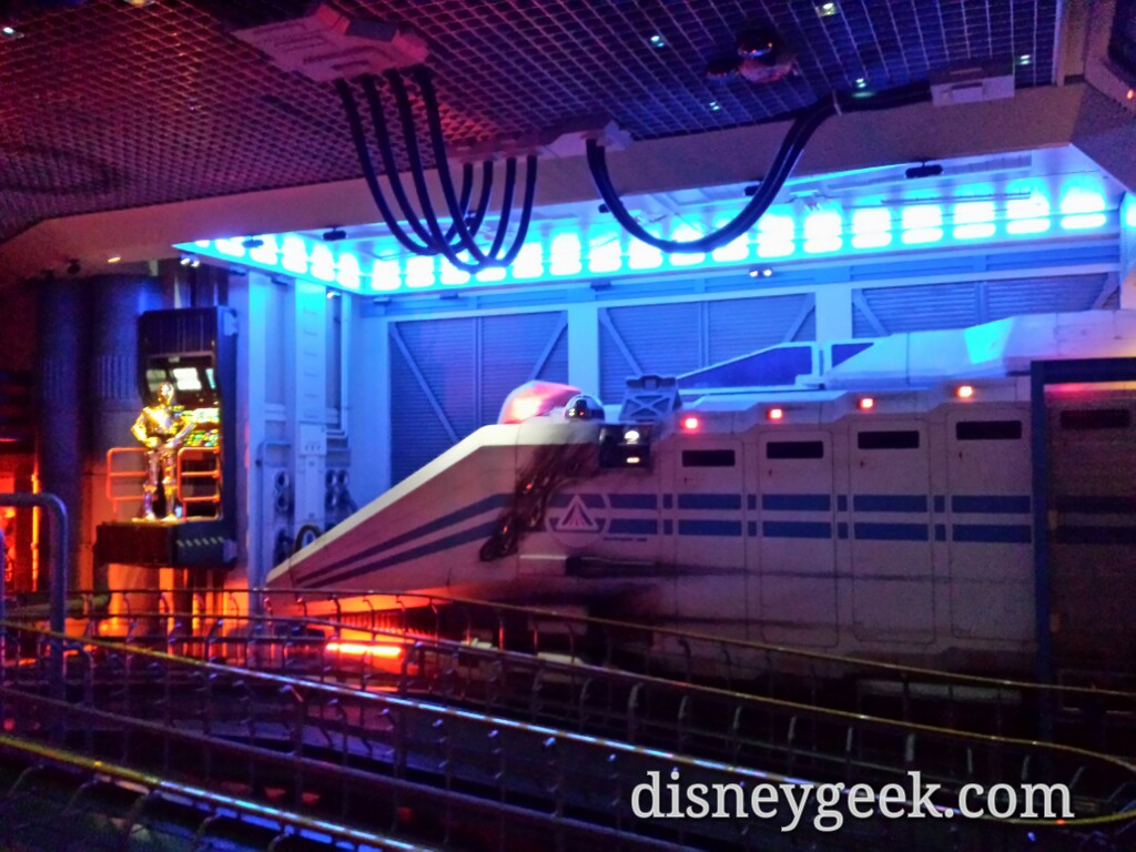 Star Tours is still the original here #DisneylandParis