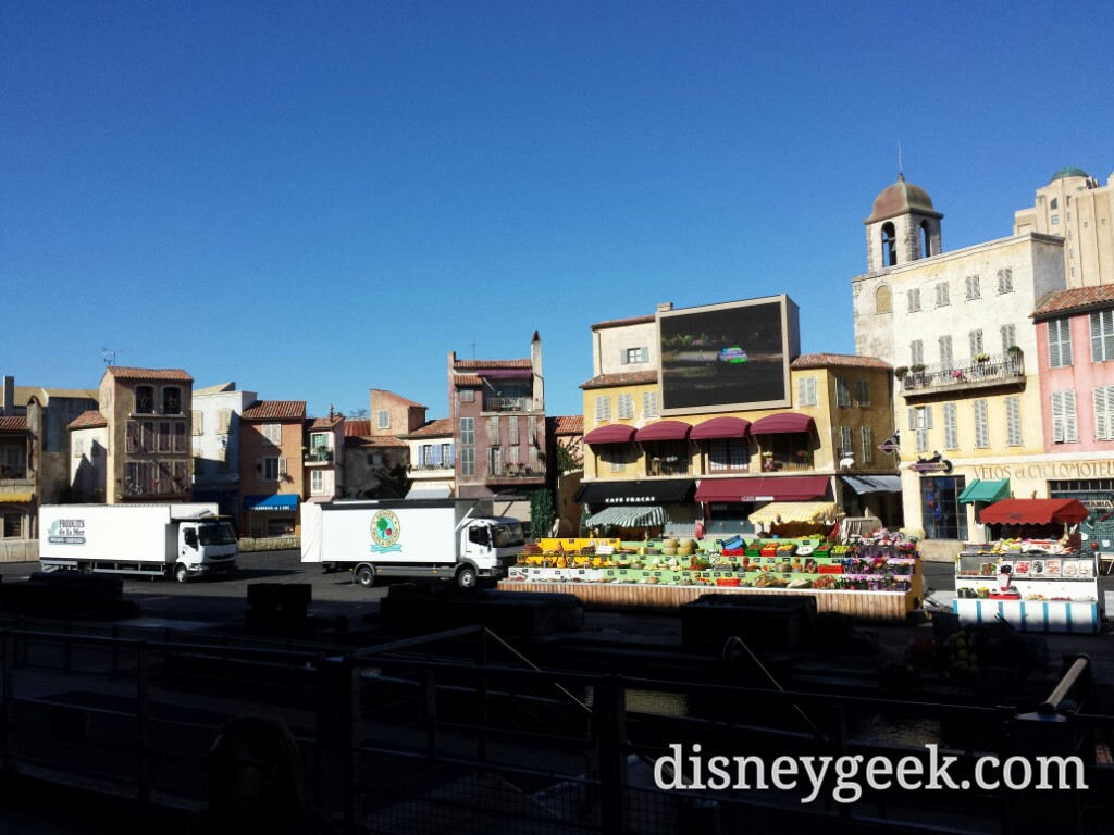 Moteurs.. Action! at the Walt Disney Studios Park #DLP
