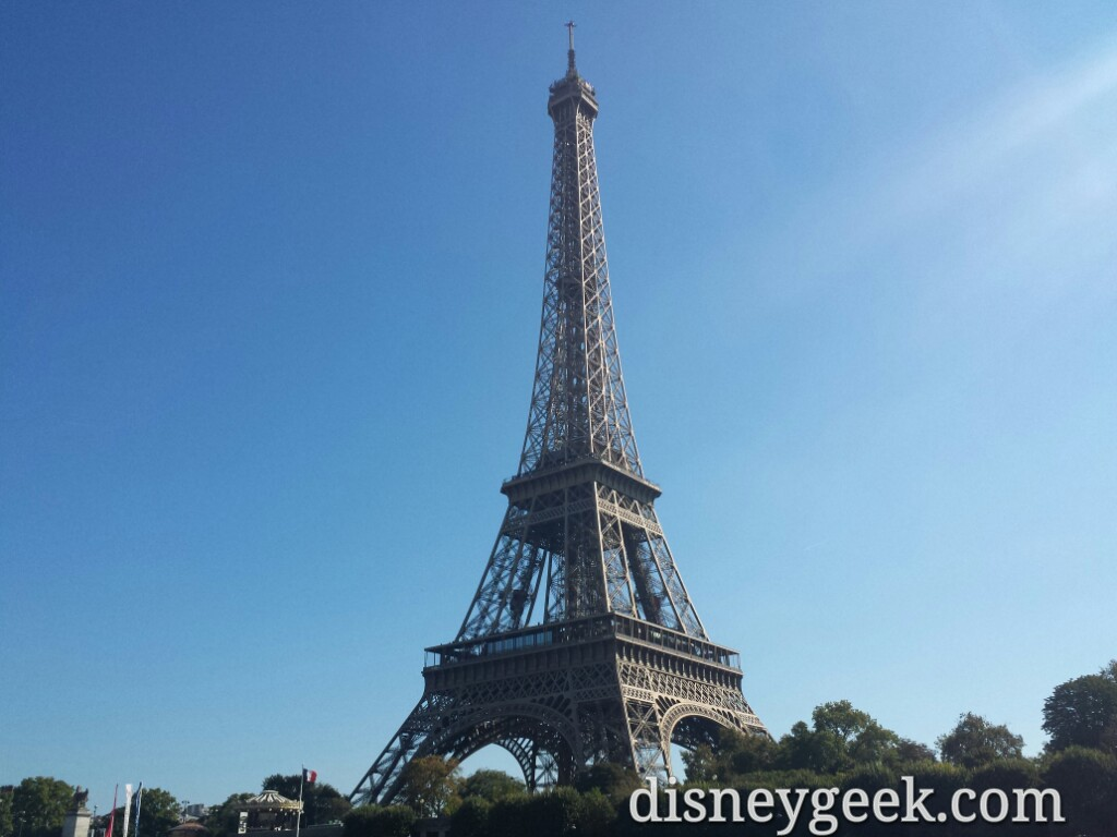 Paris Trip Log – Day 4 – Paris Sightseeing