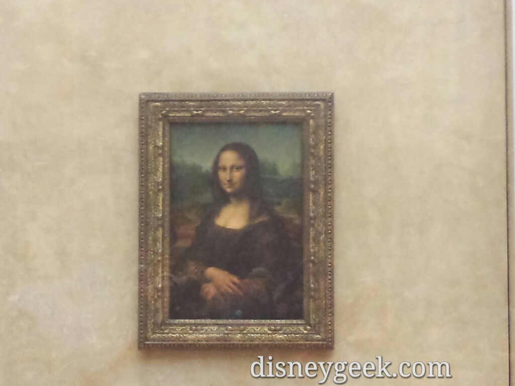 #Louvre – Monna Lisa #Paris
