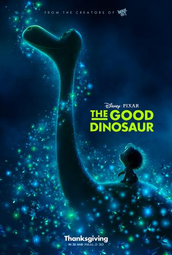 Disney/Pixar's The Good Dinosaur Trailer #2
