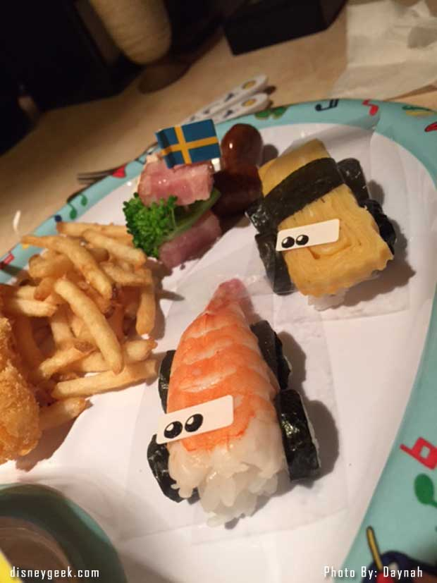 Cars Inspired Sushi in Kurashiki Japan (@Daynah Discovery)