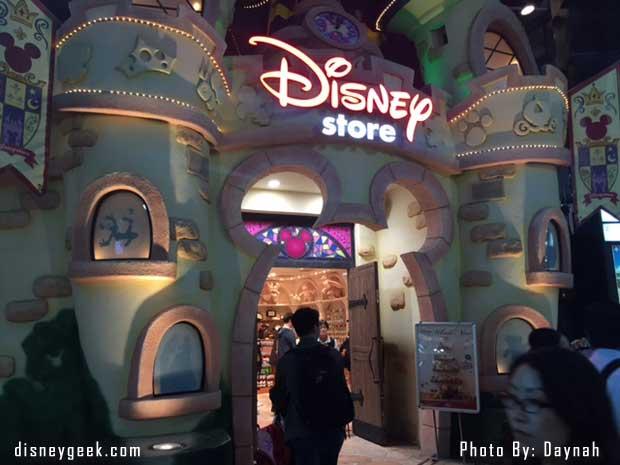 Shibuya Disney Store