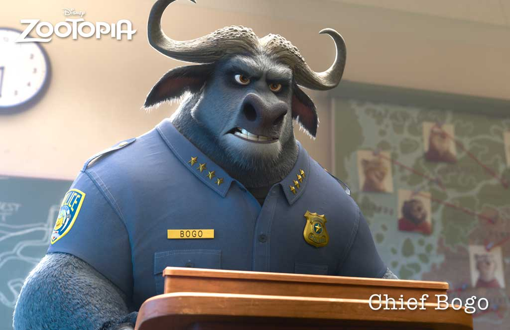 Three New Zootopia Video Clips