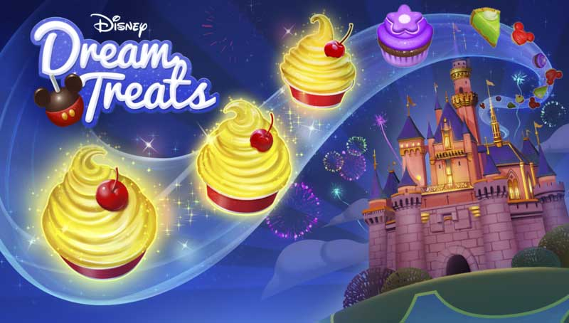 Disney Interactive launches Disney Dream Treats (Disney News Release)