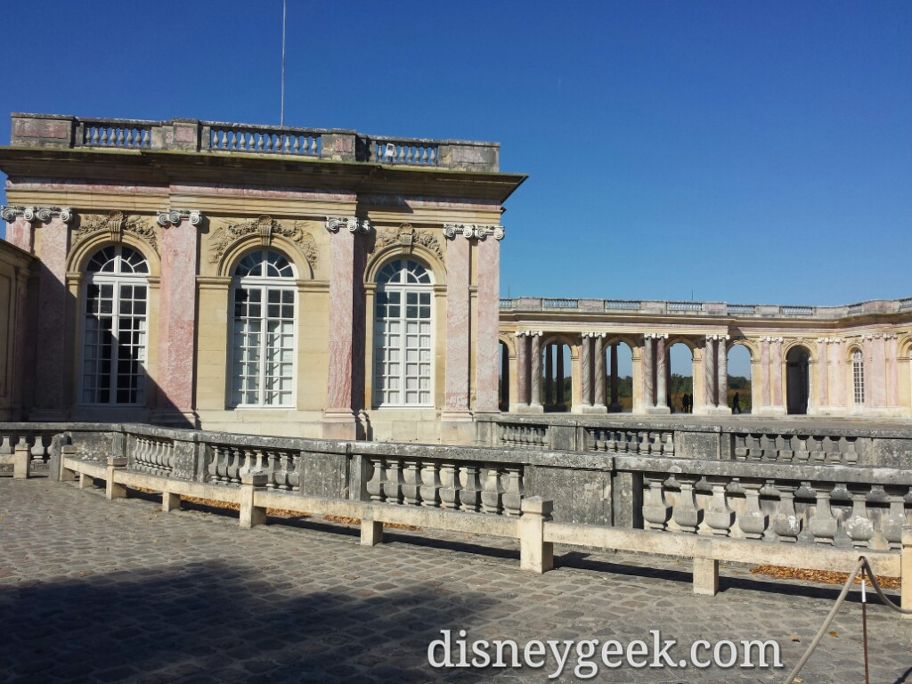 Grand Trianon – Chateau De #Versailles #Paris