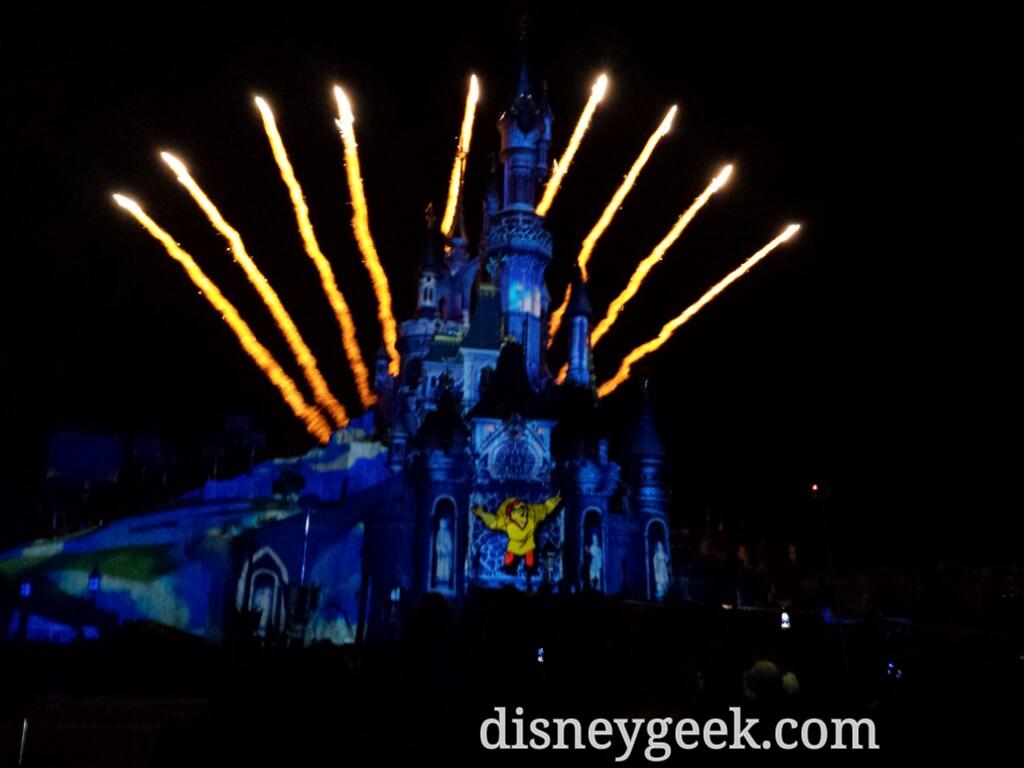 #DisneyDreams – Hunchback of Notre Dame – #DisneylandParis