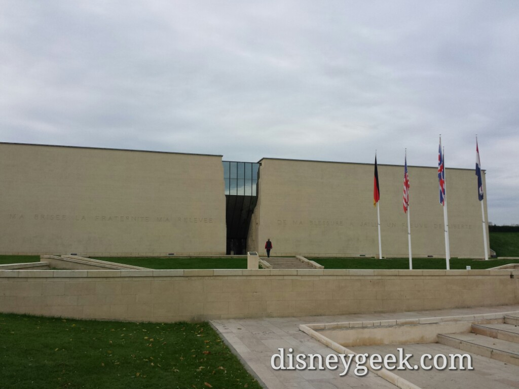 The D-Day Museum in Caen
