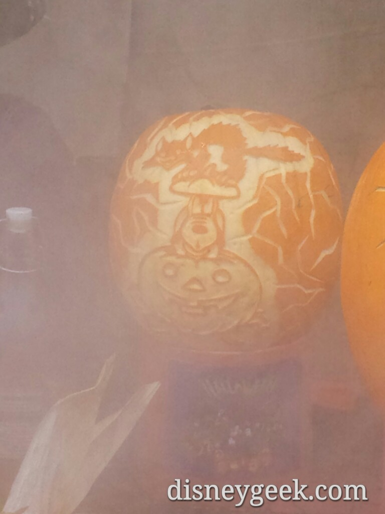 Goofy Pumpkin Creation