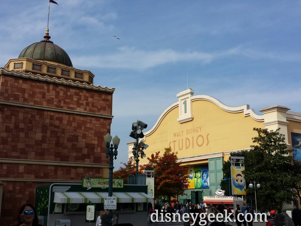 Next stop Walt Disney Studios Park #DisneylandParis