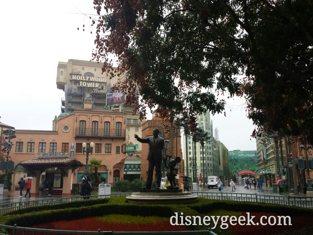 Next stop the Walt Disney Studios Park #DisneylandParis