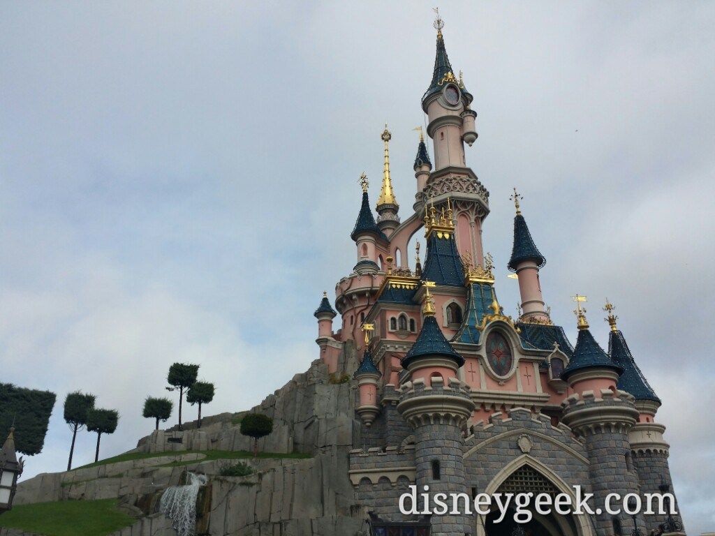 Sleeping Beauty Castle #DisneylandParis